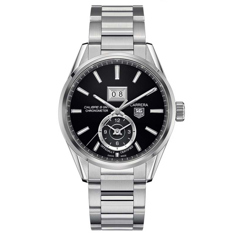 Carrera Calibre 8 GMT Watch WAR5010.BA0723