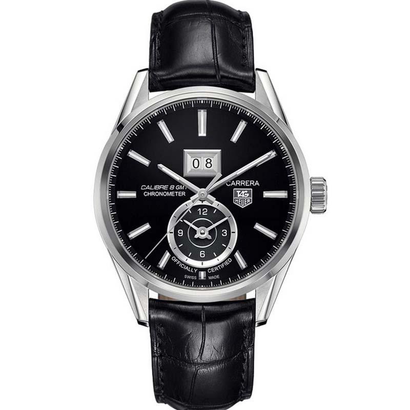 Carrera Calibre 8 GMT Watch WAR5010.FC6266