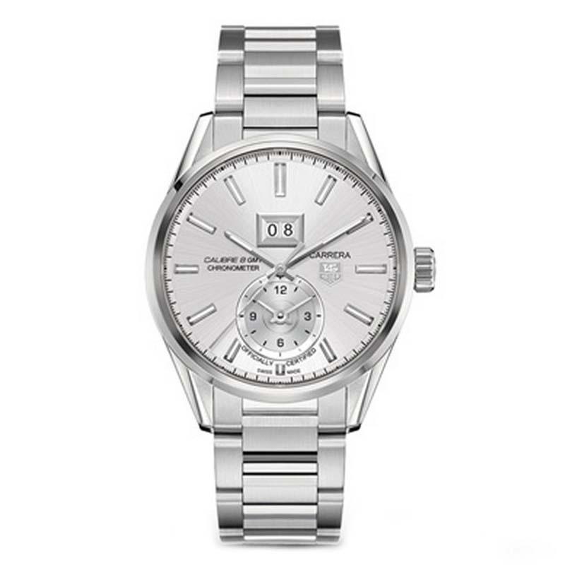 Carrera Calibre 8 GMT Watch WAR5011.BA0723