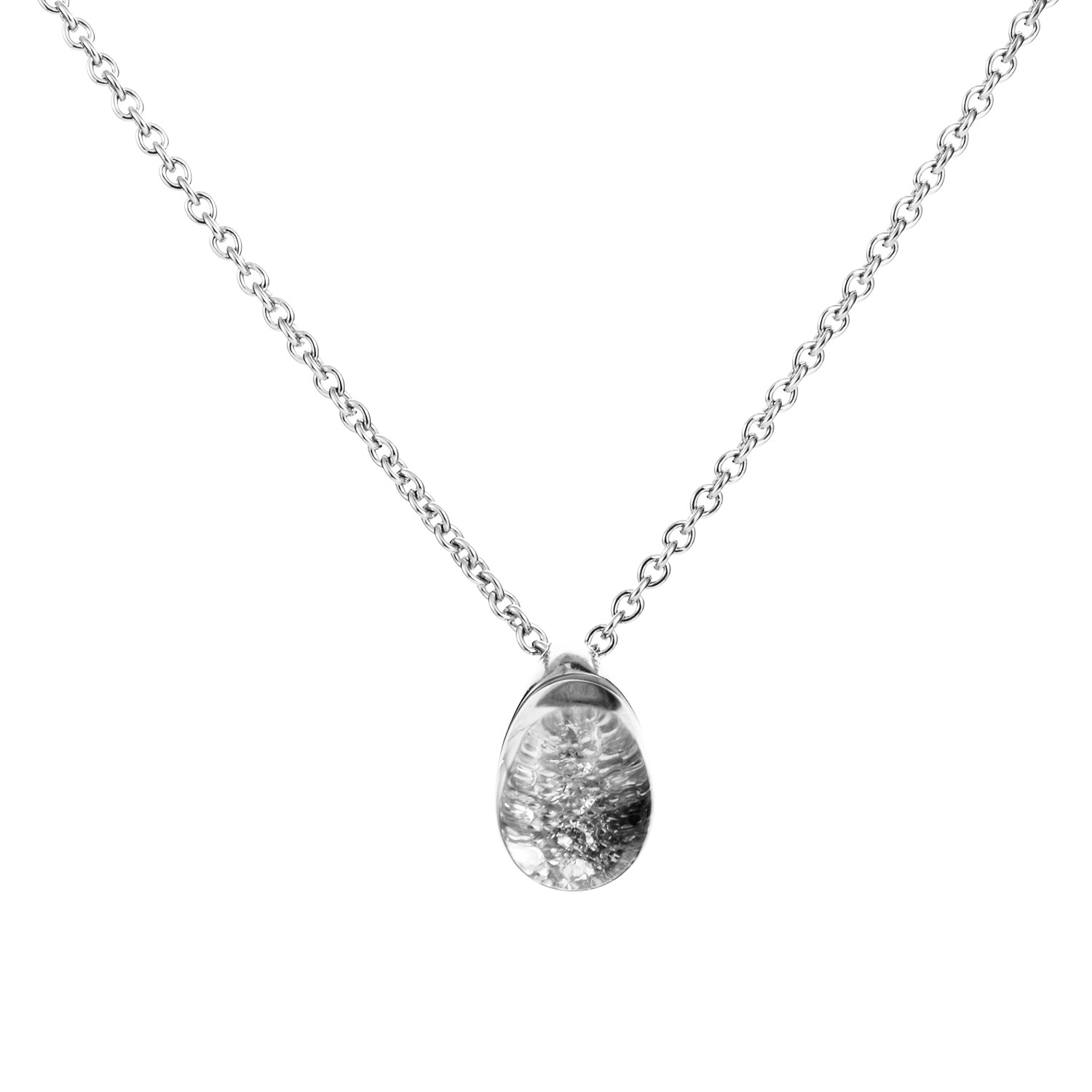 Cartier Myst de Cartier 18K White Gold Pendant Necklace