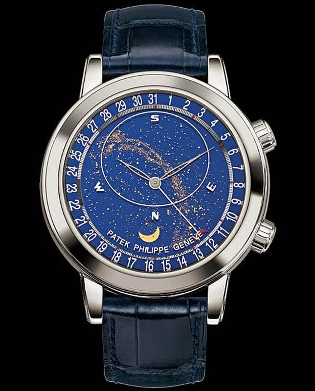 Celestial Grand Complications 6102P-001
