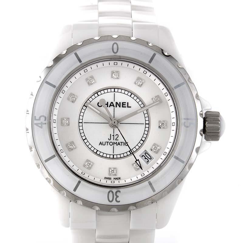 J12 White Automatic 38mm H1629