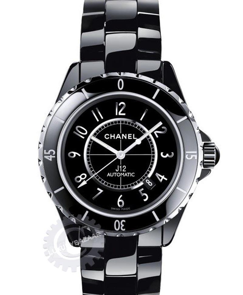 J12 Black Ceramic Watch H2980
