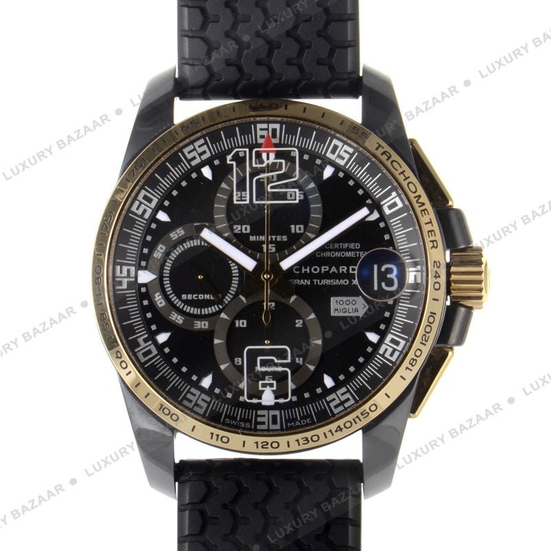 1000 Miglia GT XL Chrono Speed Black 168459-6001