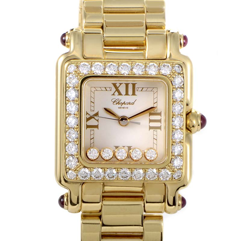 Happy Sport II Diamond Watch 276851-0005