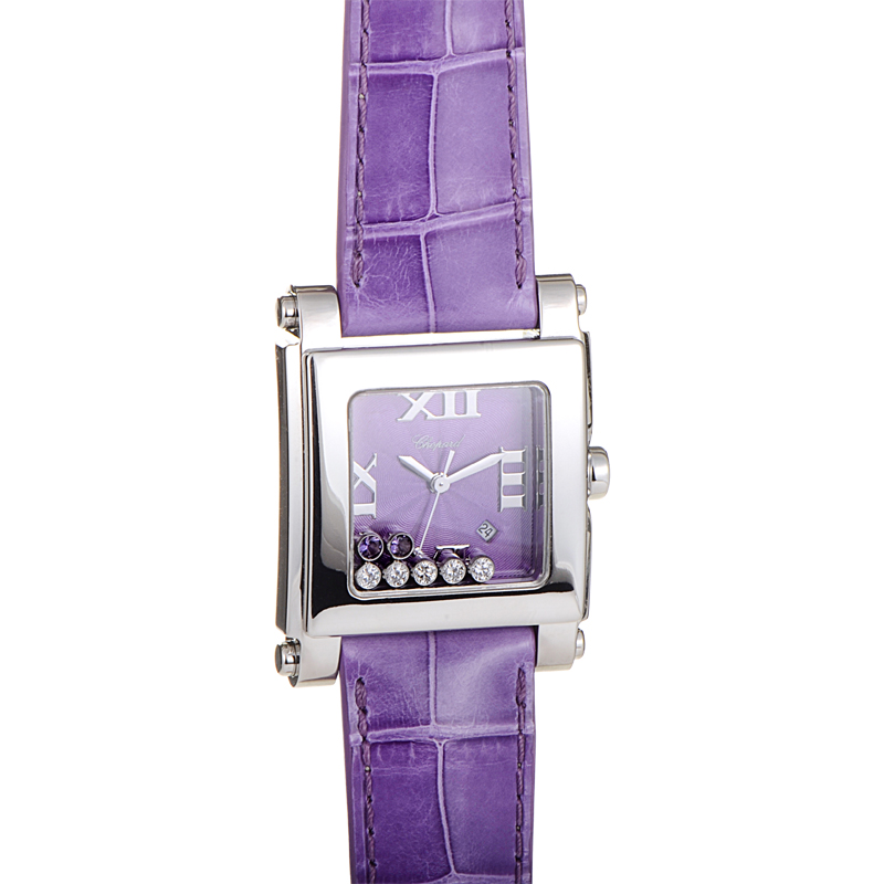 Happy Sport 5 Diamond Watch 278495-3004