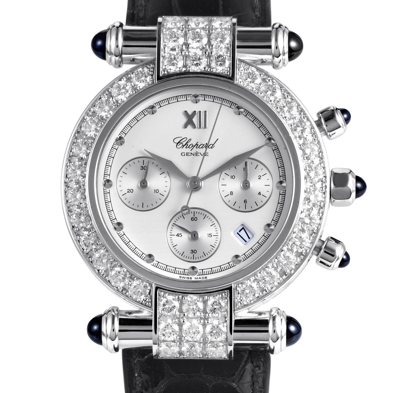 Imperiale Women's 18K White Gold Quartz Watch 373168-1004