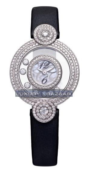 Happy Diamonds Icons Ladies Watch 150TH Anniversary Edition 209341-1001