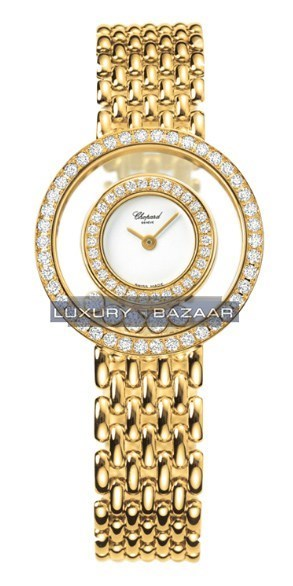 Happy Diamonds Icons Ladies Watch205691-0001