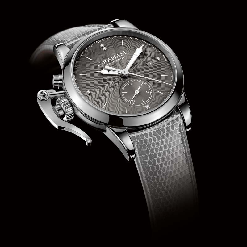 Chronofighter 1695 Romantic 2CXMS.A01A.L105S