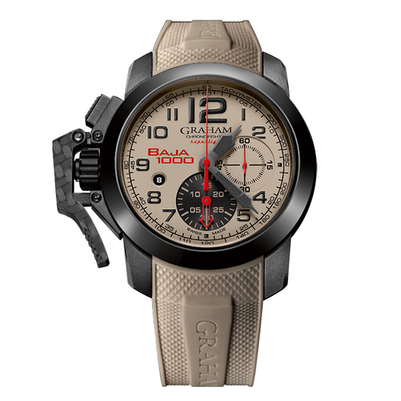 Chronofighter Oversize Superlight Baja 1000 2CCBK.E02A.K93N (Carbon)