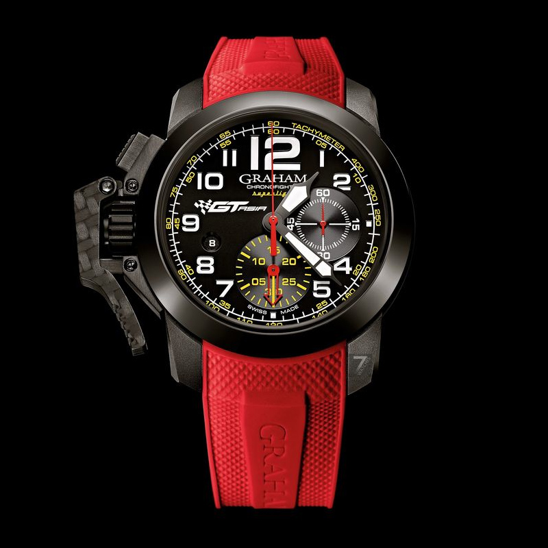 Chronofighter Oversize Superlight GT Asia 2CCBK.B10A (Carbon)