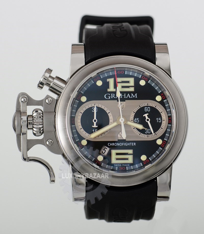 Chronofighter R.A.C. 2CRBS.B01A.K25B