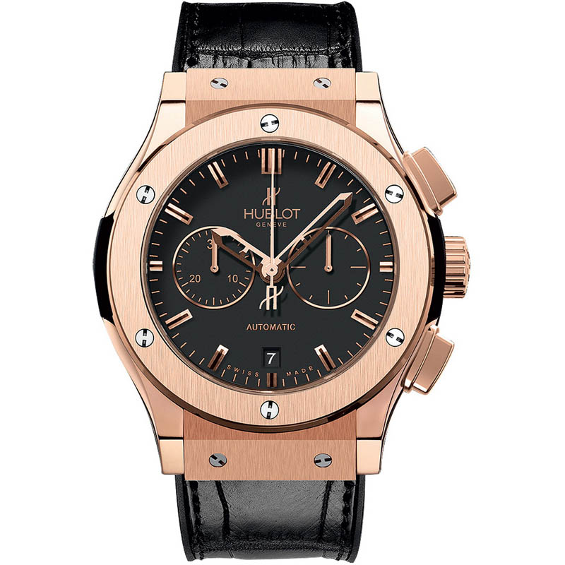 Classic Fusion Chronograph King Gold 541.OX.1180.LR (King Gold)