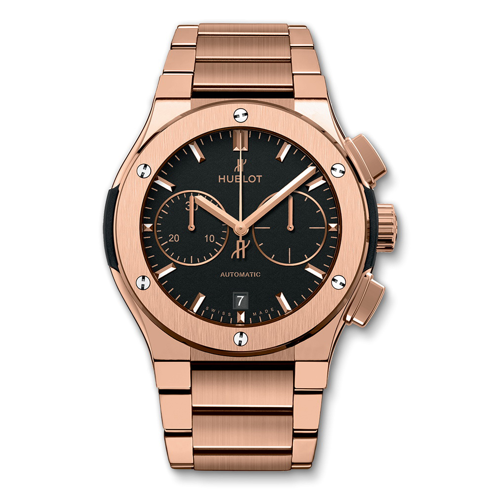 Classic Fusion Chronograph King Gold Bracelet 520.OX.1180.OX