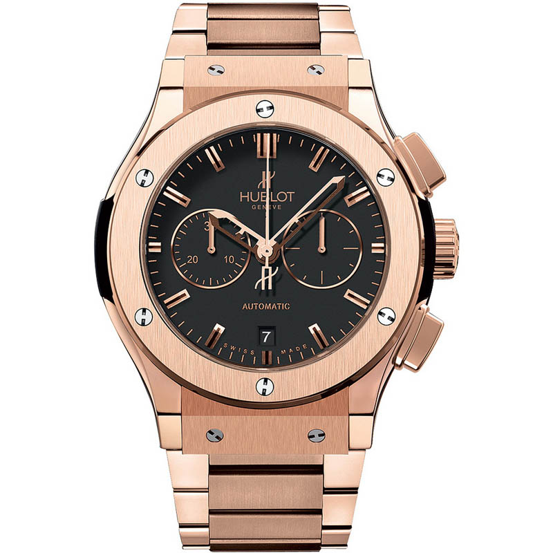 Classic Fusion Chronograph King Gold 541.OX.1180.OX (King Gold)