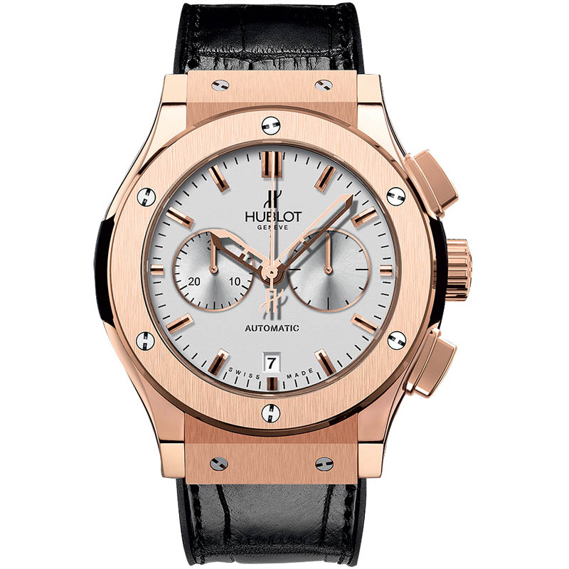 Classic Fusion Chronograph King Gold Opalin 541.OX.2610.LR (King Gold)