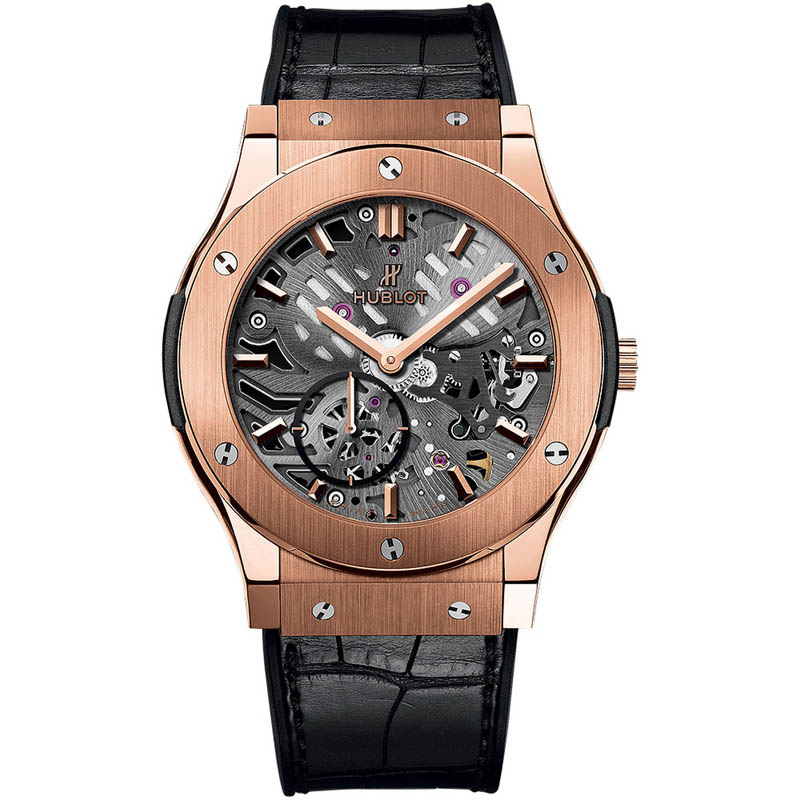 Classic Fusion Classico Ultra-thin Skeleton King Gold 545.OX.0180.LR (King Gold)