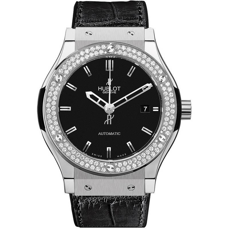 Classic Fusion Titanium Diamonds 542.NX.1170.LR.1104 (Titanium)