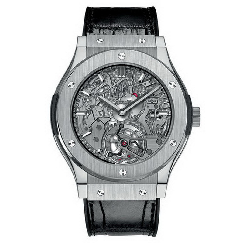 Classic Fusion Tourbillon Cathedral Minute Repeater Titanium 504.NX.0170.LR