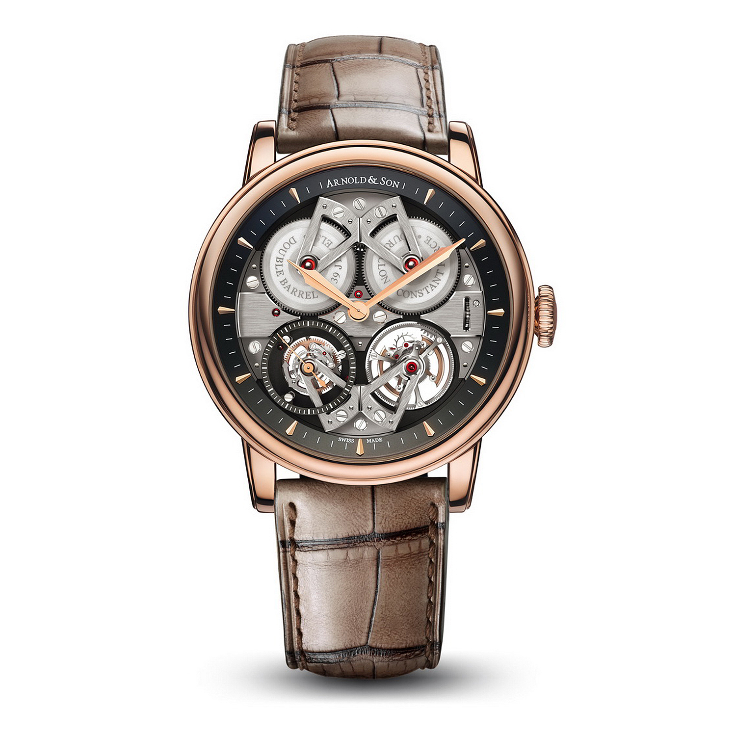 Constant Force Tourbillon 1FCAR.B01A.C112C