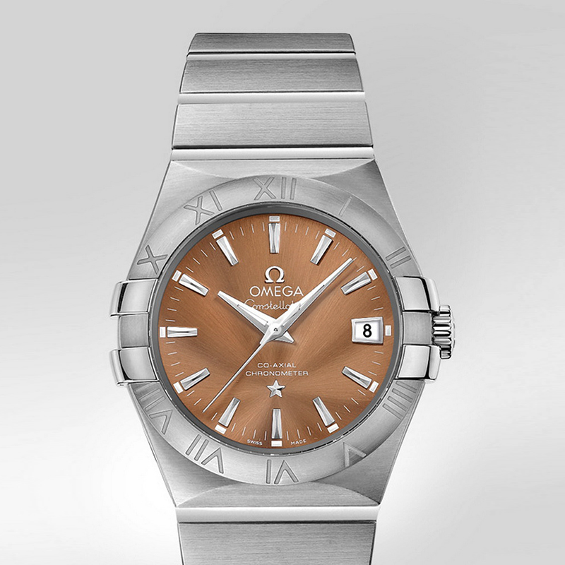 Constellation Co-Axial 35 mm 123.10.35.20.10.001 (Stainless Steel)