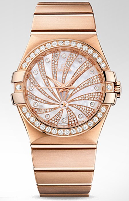 Constellation Co-Axial 35mm Luxury Edition 123.55.35.20.55.002