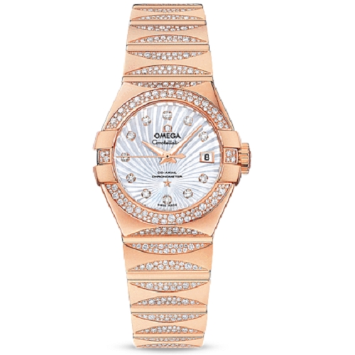 Constellation Co-Axial 27mm Luxury Edition 123.55.27.20.55.003