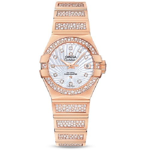 Constellation Co-Axial 27mm Luxury Edition 123.55.27.20.55.004