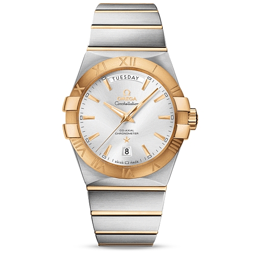 Constellation Omega Co-Axial Day-Date 123.20.38.22.02.002
