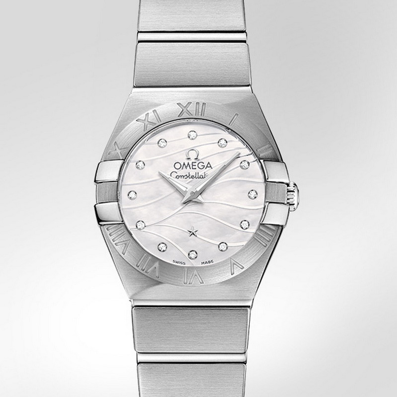Constellation Quartz 24 mm 123.10.24.60.55.003 (Stainless Steel)