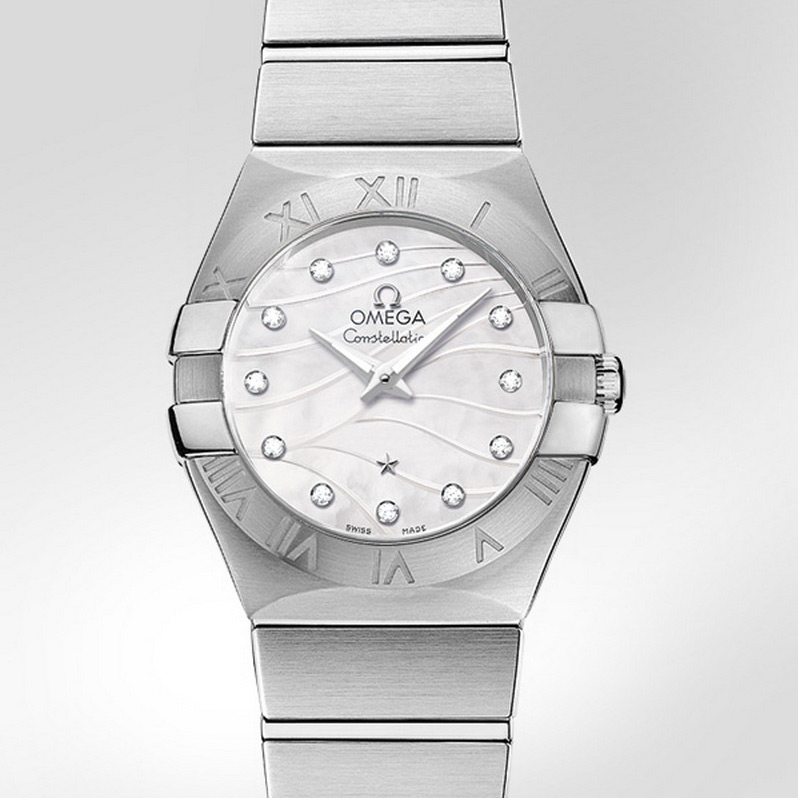 Constellation Quartz 27 mm 123.10.27.60.55.003 (Stainless Steel)