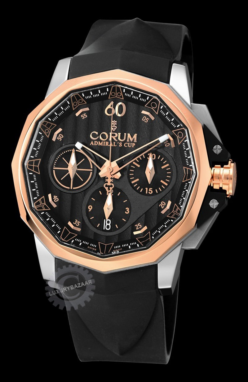 Admiral's Cup Challenger Chrono 44 753.771.24/F371 AN16