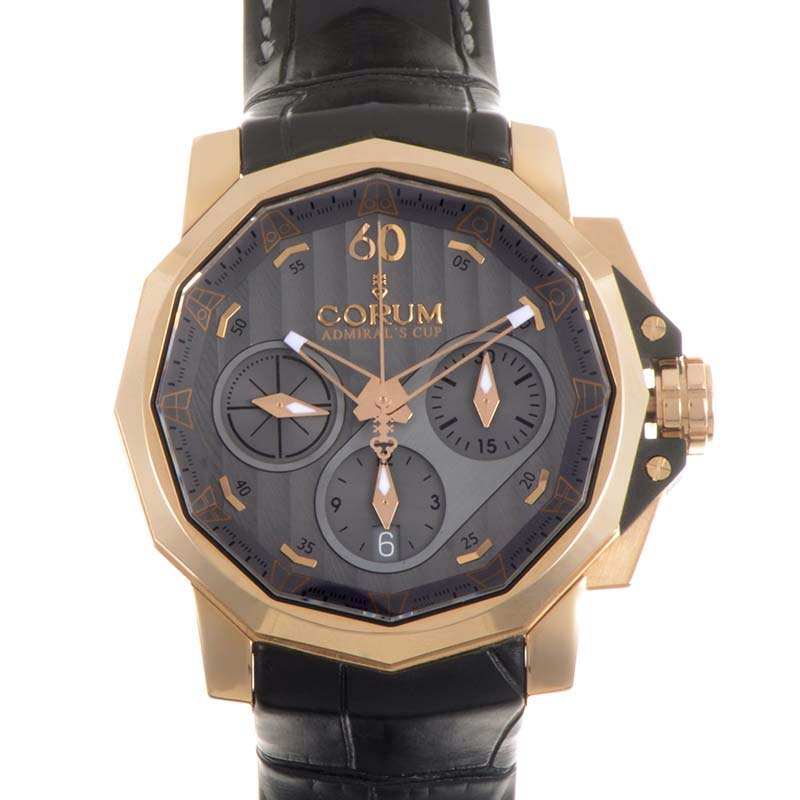 Admiral's Cup Challenger 44 Chrono 753.771.55/0081 AK16