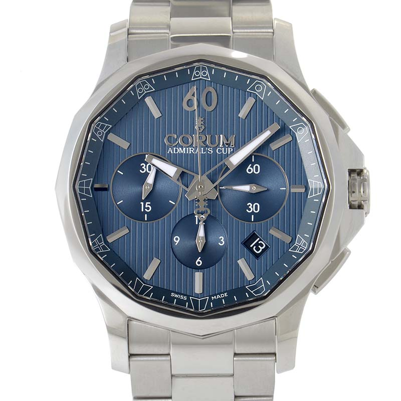Admiral's Cup Legend 42 Chronograph 984.101.20/V705 AB10