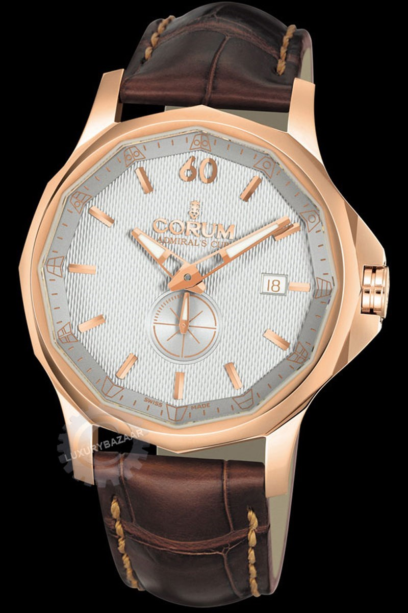 Admiral's Cup 42mm Legend Rose Gold Watch 395.101.55/0002 FH12