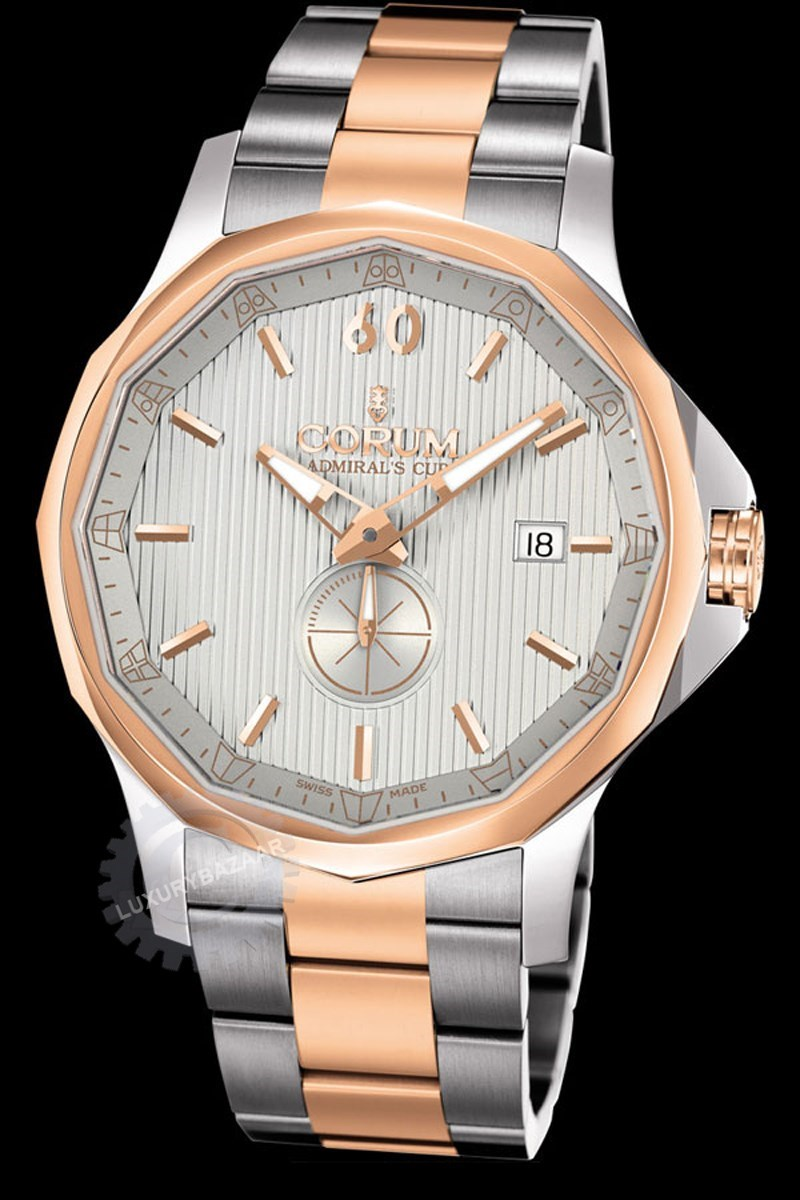 Admiral's Cup 42mm Legend Two-Tone Watch 395.101.24/V720 FH11
