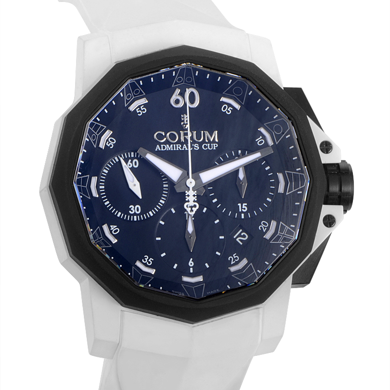 Admiral's Cup 44mm Chrono Rubber Watch 753.805.02/F379 AN21