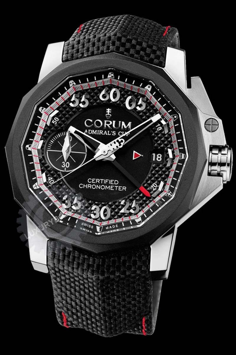 Admiral's Cup 44mm Seafender Chrono Watch 961.101.04/F231 AN14