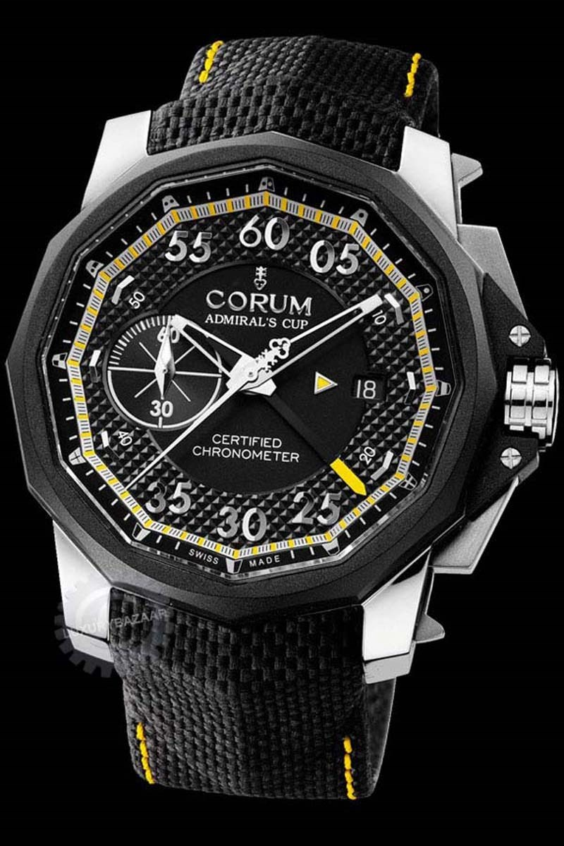 Admiral's Cup 48mm Seafender Chrono Watch 960.101.04/0231 AN14