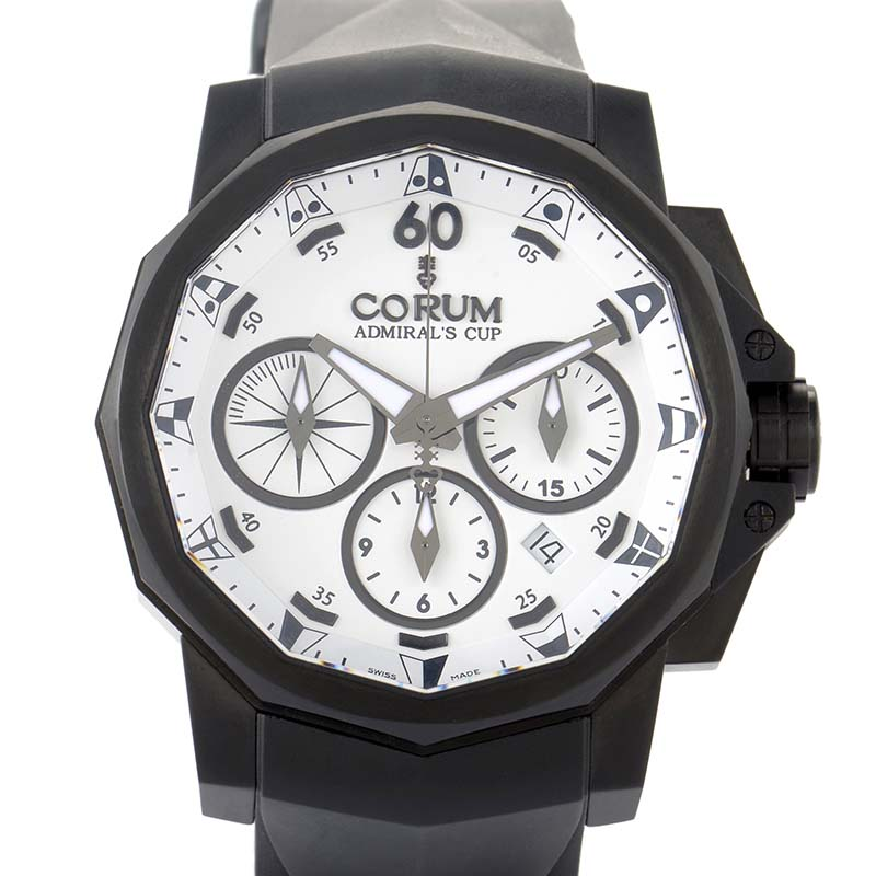 Admiral's Cup Black Challenge Chronograph 753.691.98/F371 AA12
