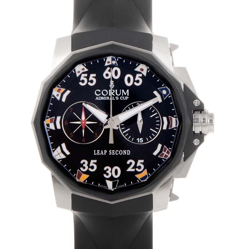 Admiral's Cup Leap Second 48 895.931.06/0371 AN92