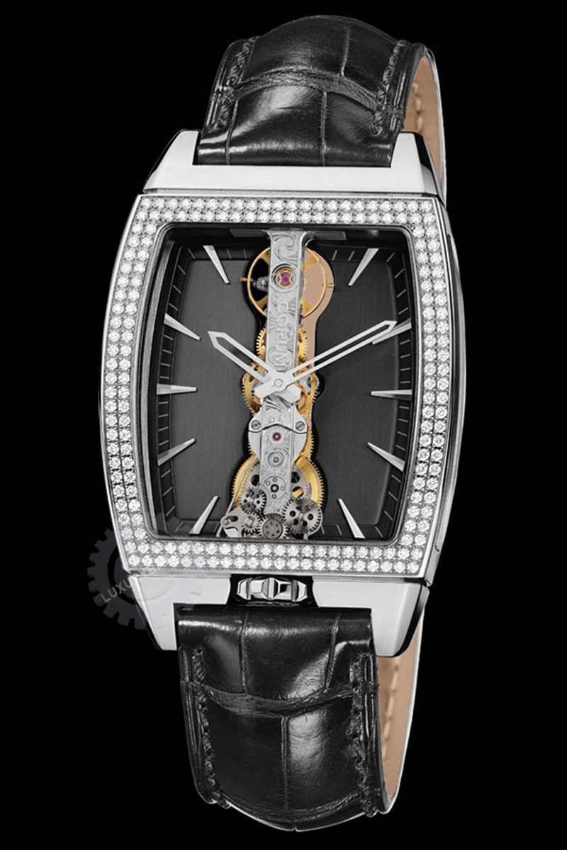 Bridges Golden Bridge Diamond Watch 113.151.69/0001 FK01