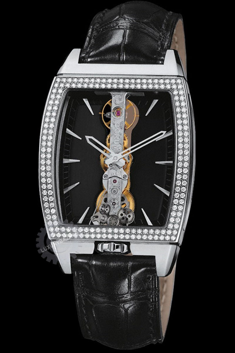 Bridges Golden Bridge Diamond Watch 113.151.69/0001 FN01