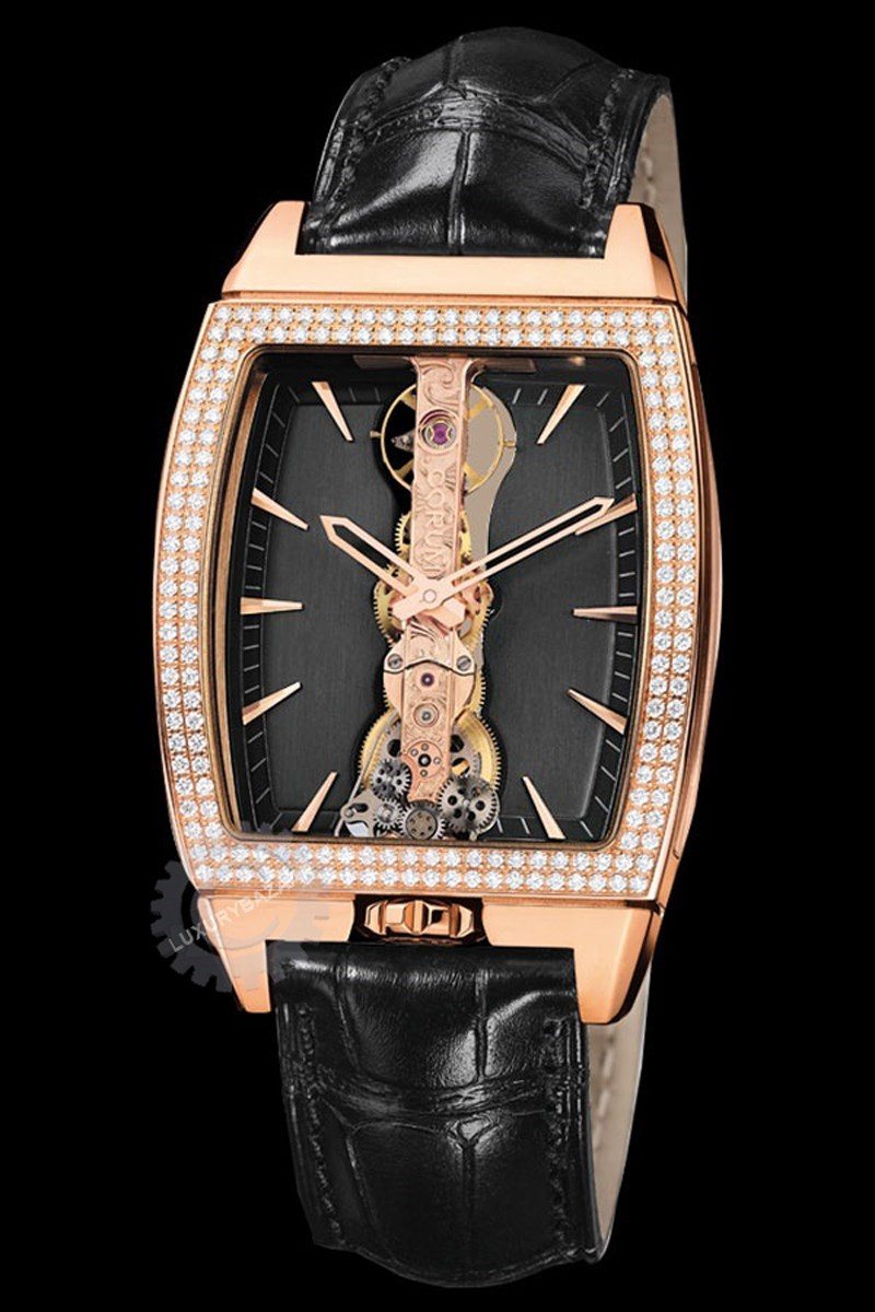 Bridges Golden Bridge Diamond Watch 113.151.85/0002 FK02