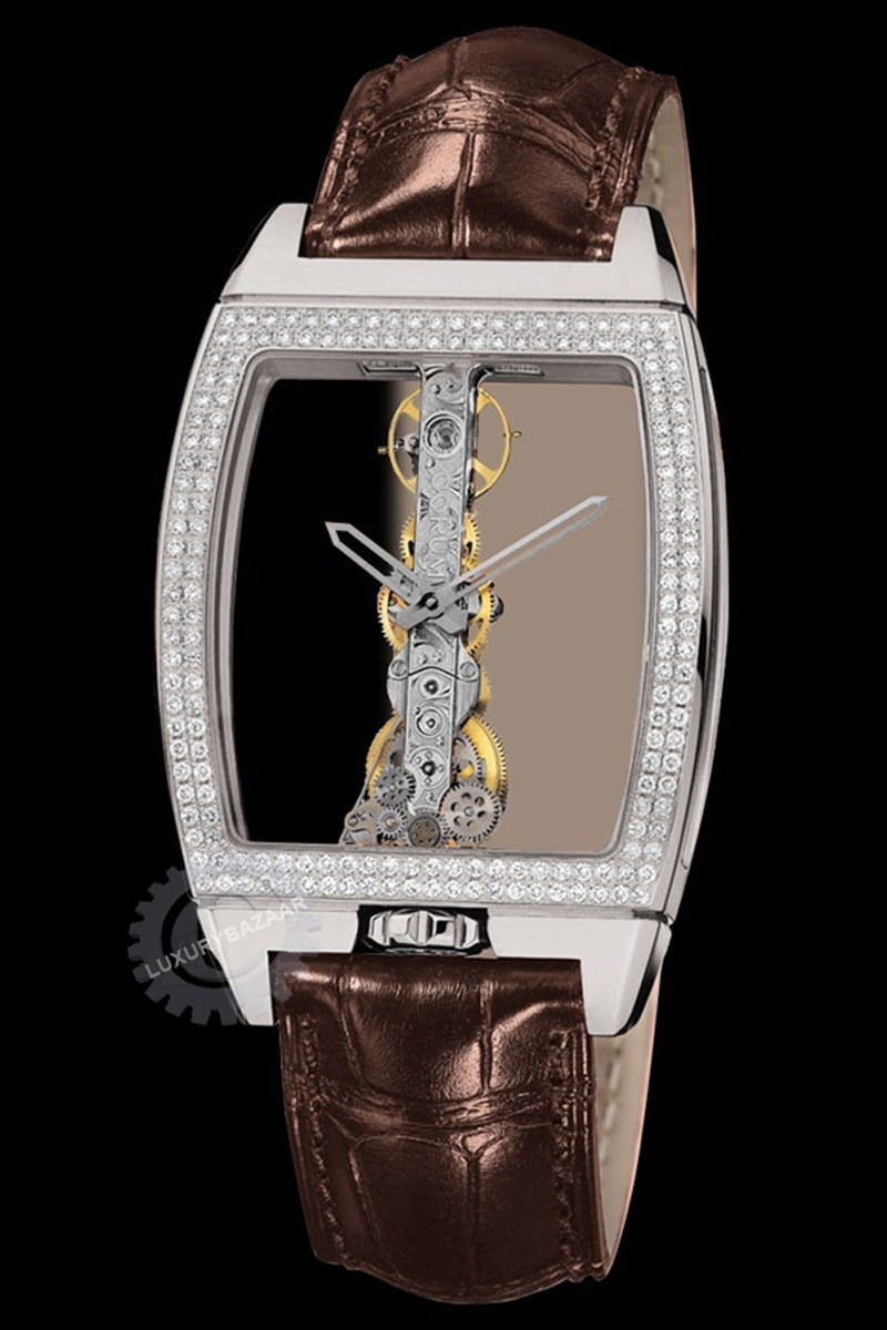 Bridges Golden Bridge Diamond Watch 113.161.69/0001 0000