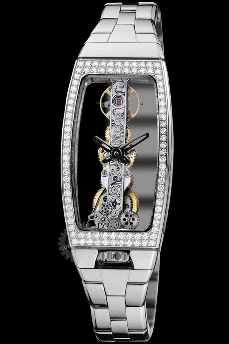 Bridges Miss Golden Bridge Diamond Watch 113.102.69/V880 0000