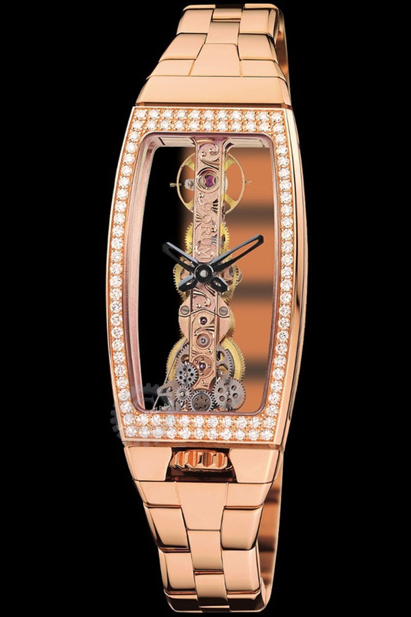 Bridges Miss Golden Bridge Diamond Watch 113.102.85/V880 0000