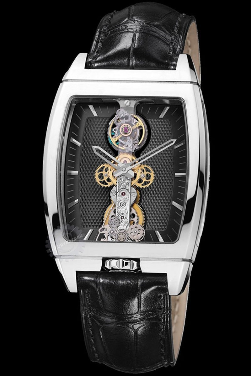 Golden Bridge Tourbillon Watch 213.150.59/0001 GN11