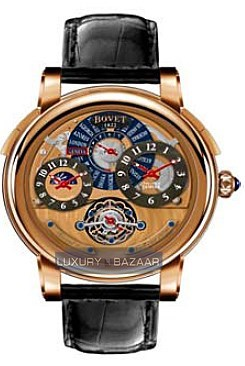 Dimier Recital 3 48 Collector Tourbillon DT7-HU-032